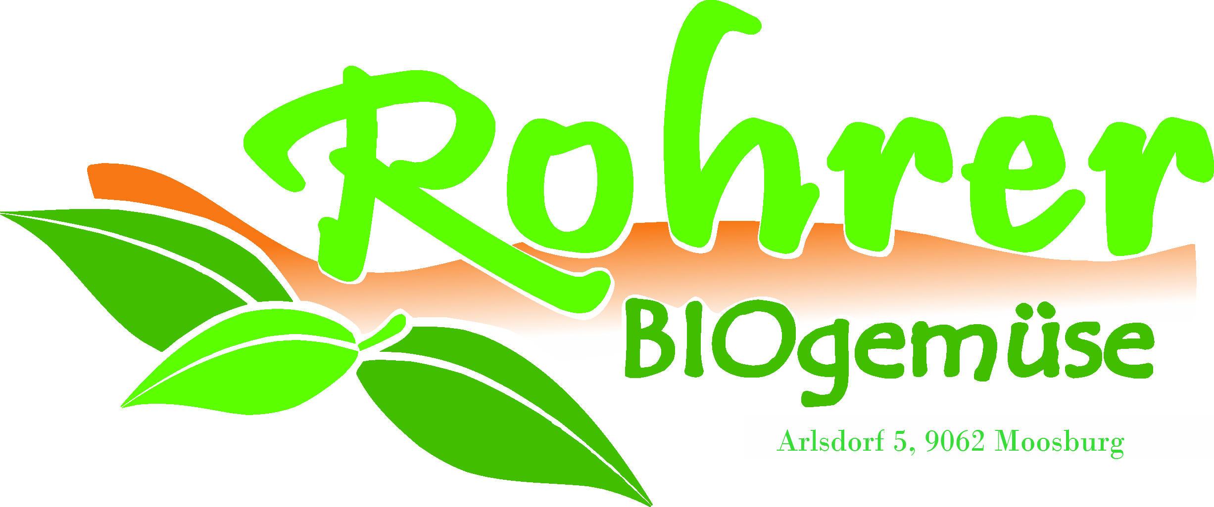 Biogemüse Rohrer